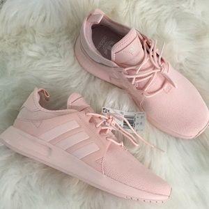 Adidas Shoes Adidas Blush Pink 7y Womens 9 95 Rose Gold Poshmark
